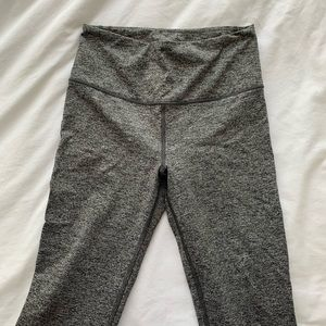 Dark gray Victoria Secret workout leggings